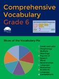 Common Core Vocabulary Toolkit Grade 6