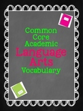 Common Core Vocabulary ULTIMATE Pack