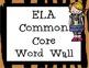 Common Core Vocabulary Word Wall Grades 3-5: ELA, Math & Science- Jungle