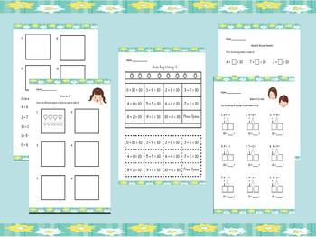 Common Core Ways to Make 10 Packet