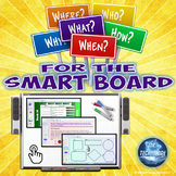 Who What When Where Why How for the SMART Board