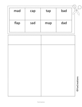 photo about Printable Word Sorts identify Open up and Shut Term Kinds ~ Printable and Geared up toward Move!