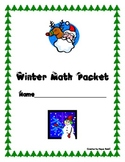 Common Core Winter Math Packet