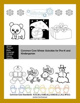Common Core Winter Unit
