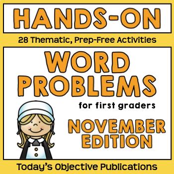 Word Problems November