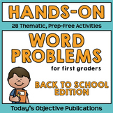 Back to School Word Problems