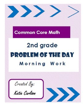 Common Core Word Problem of the Day