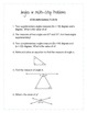 Common Core Word Problems Grade 7 - Geometry