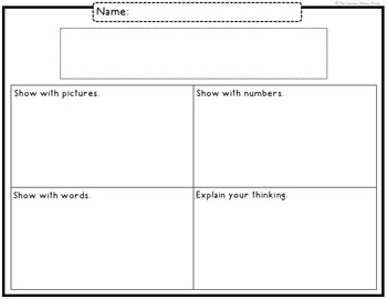 2nd Grade Common Core Word Problems: Addition and Subtraction | TpT