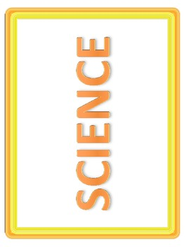 Common Core Word Wall: 2nd Grade Science
