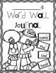 Word Wall Journal for First Grade