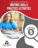 Common Core Workbook: Writing Skills Practice, Grade 5