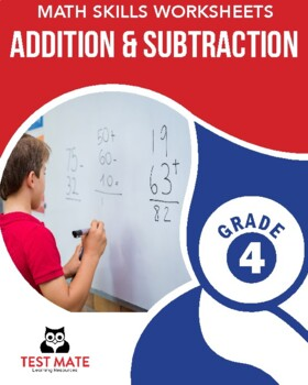 Common Core Worksheets: Addition & Subtraction, Grade 4