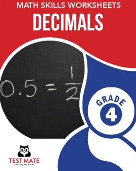 Common Core Worksheets: Decimals, Grade 4
