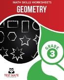 Common Core Worksheets: Geometry, Grade 3