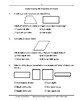 Common Core Worksheets: Geometry, Grade 3