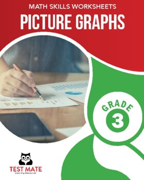 Common Core Worksheets: Picture Graphs, Grade 3