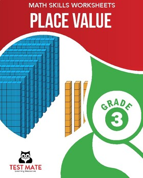 Common Core Worksheets: Place Value, Grade 3