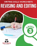 Common Core Worksheets: Revising & Editing, Grade 3