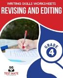 Common Core Worksheets: Revising & Editing, Grade 4
