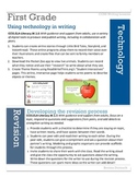 Common Core Writing Activities K-6