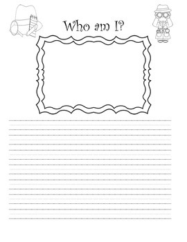 2nd Grade Writing Activity: Common Core Aligned