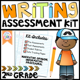 Second Grade Writing Assessment Kit