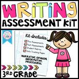 Third Grade Writing Assessment Kit