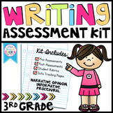 Third Grade Writing Assessment Kit