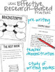 Common Core Writing Bundle