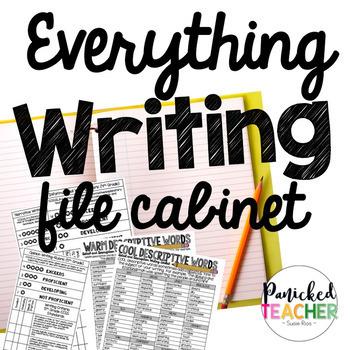 Everything Writing BUNDLE