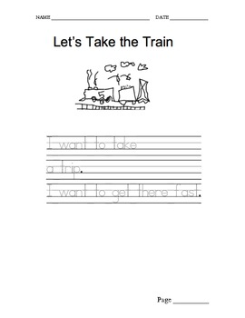 Common Core Writing Center Activity