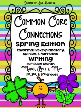 Common Core Writing ~ SPRING