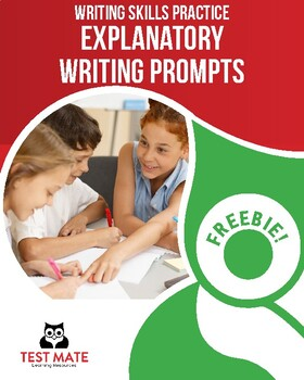 Common Core Writing: Explanatory Writing Prompts