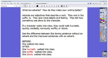 Common Core Writing Fifth Grade Personal Narrative Flipchart