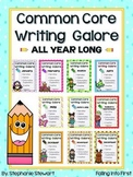 Common Core Writing Galore All Year