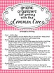 Common Core Writing Graphic Organizers