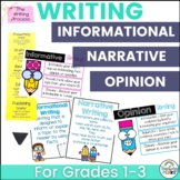 Writing Units   Narrative Writing   Persuasive Writing   Informational Writing
