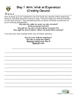 Common Core Writing Practice to Mastery! 3rd Grade Narrative Writing Edition