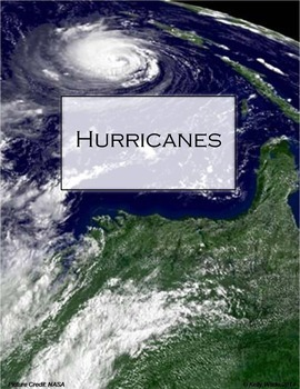 Common Core/PARCC Writing Prompt:  Hurricanes