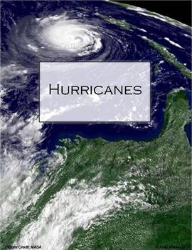 Common Core/PARCC Writing Prompt:  Hurricanes