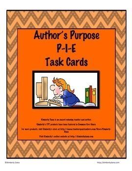 Common Core Writing Skills Task Card Bundle