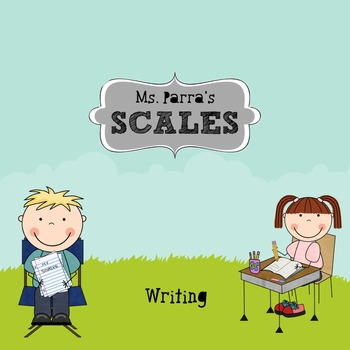 Common Core Writing Standards Rubrics or Scales