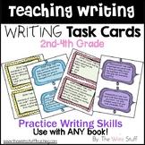 Writing Task Cards (The Write Stuff)