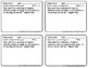 Common Core Writing Task Cards, Bell Ringers, Exit Slips: QUOTES