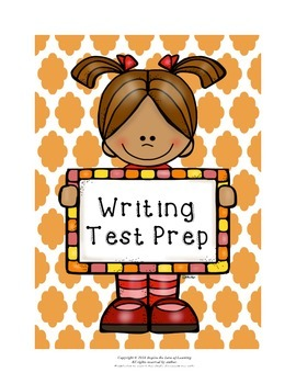 Writing Test Prep