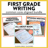 First Grade Writing - Narratives, Opinion & Informative -