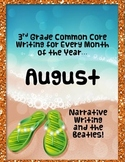 Appetizing Activities for Reluctant Writers: Summer Narrative Song