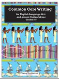 Common Core Writing for 6th, 7th, & 8th Grades - Informati