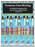 Common Core Writing for 6th, 7th, and 8th Grades for Narra